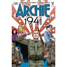 ARCHIE 1941 #4 (OF 5) CVR C SMITH