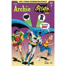 ARCHIE MEETS BATMAN 66 #6 CVR B GIELLA