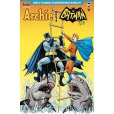 ARCHIE MEETS BATMAN 66 #6 CVR C ORDWAY