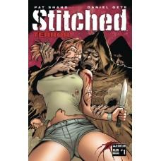 STITCHED TERROR #1 (MR)