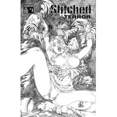 STITCHED TERROR #1 FIFTY SHADES INTENSE (MR)