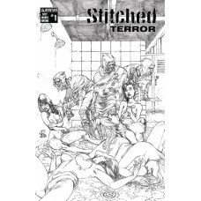STITCHED TERROR #1 FIFTY SHADES TORTURE (MR)