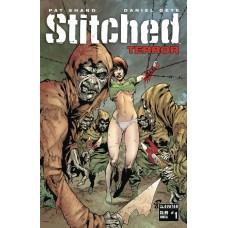 STITCHED TERROR #1 BRUTAL (MR)