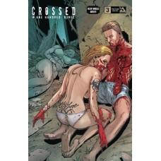 CROSSED PLUS 100 MIMIC #3 NWO TRUE LOVE (MR)