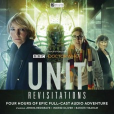 DOCTOR WHO UNIT AUDIO CD SET #7 REVISITATIONS
