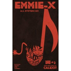 EMMIE X ALL SYSTEMS GO #2 (OF 4)