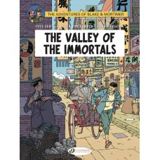 BLAKE & MORTIMER GN VOL 25 VALLEY OF THE IMMORTALS