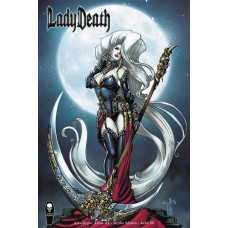 LADY DEATH APOCALYPTIC ABYSS #1 (OF 2) SCYTHE VARIANT COVER (MR)