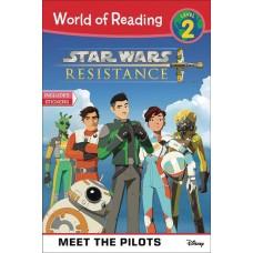STAR WARS RESISTANCE MEET THE PILOTS WOR LEVEL 2