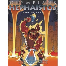 OLYMPIANS GN VOL 11 HEPHAISTOS GOD OF FIRE