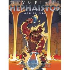 OLYMPIANS HC GN VOL 11 HEPHAISTOS GOD OF FIRE