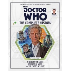 DOCTOR WHO COMP HIST HC VOL 88 (OF 90) 12TH DOCTOR STORIES 2