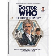 DOCTOR WHO COMP HIST HC VOL 89 (OF 90) 12TH DOCTOR STORIES 2