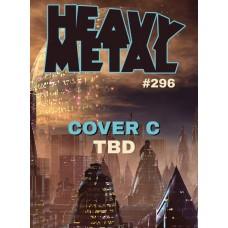 HEAVY METAL #296 CVR C (MR)