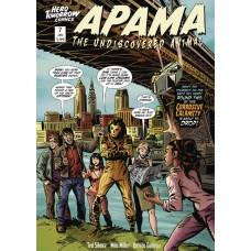APAMA THE UNDISCOVERED ANIMAL #7