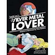 SILVER METAL LOVER GN TRINA ROBBINS CVR