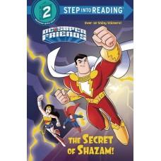 DC SUPER FRIENDS SECRET OF SHAZAM YR SC