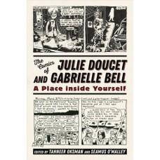 COMICS OF JULIE DOUCET & GABRIELLE BELL SC