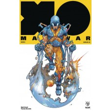 X-O MANOWAR (2017) #23 CVR A ROCAFORT (NEW ARC)