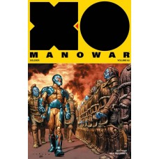 X-O MANOWAR (2017) TP VOL 02 GENERAL