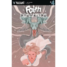 FAITH DREAMSIDE #4 (OF 4) CVR B MEYNET