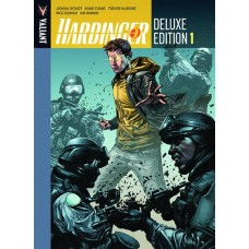 HARBINGER DLX HC VOL 01