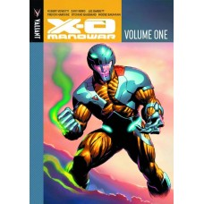 X-O MANOWAR DLX HC VOL 01