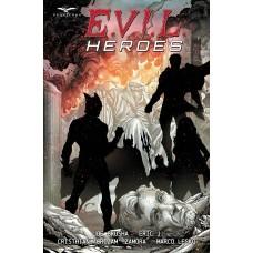 EVIL HEROES TP