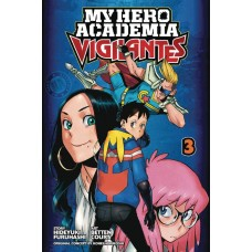 MY HERO ACADEMIA VIGILANTES GN VOL 03