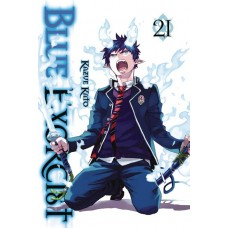 BLUE EXORCIST GN VOL 21