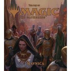 ART OF MAGIC THE GATHERING HC RAVNICA