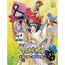 POKEMON SUN & MOON GN VOL 03