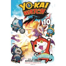 YO-KAI WATCH GN VOL 10