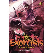 TWIN STAR EXORCISTS GN VOL 14