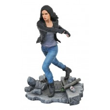 MARVEL NETFLIX DEF GALLERY JESSICA JONES PVC FIG (GAMESTOP)