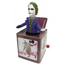 DARK KNIGHT JOKER JACK IN THE BOX