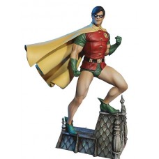 BATMAN SUPER POWERS ROBIN MAQUETTE