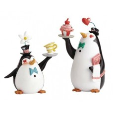 MISS MINDY MARY POPPINS PENGUIN WAITERS FIGURES