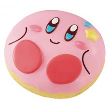 KIRBY SUPER STAR FLUFFY SQUEEZE STAR DONUT SHOP KIRBY 9PC DS