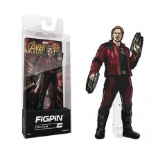 FIGPIN MARVEL AVENGERS IW SER2 STAR-LORD PIN