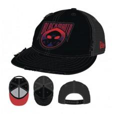 AQUAMAN MOVIE BLACK MANTA RETRO CROWN 9FIFY CAP