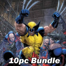 MARVEL DARK PHOENIX 40TH VARIANT BUNDLE @U