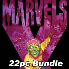 MARVELS X #1 AND ALL THEME VARIANT COVERS @A