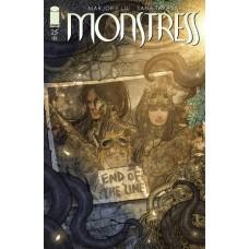 MONSTRESS #25 (MR) @D