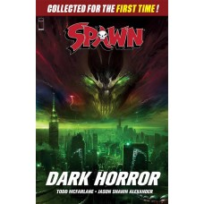 SPAWN DARK HORROR TP @D