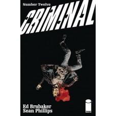 CRIMINAL #12 (MR) @D