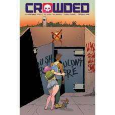 CROWDED #11 CVR A STEIN BRANDT & FARRELL @D