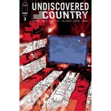 UNDISCOVERED COUNTRY #3 (MR) @D