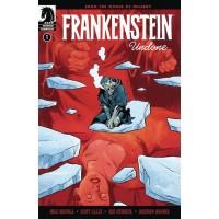 FRANKENSTEIN UNDONE #1 (OF 5) CVR A STENBECK @T