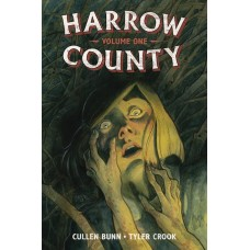 HARROW COUNTY LIBRARY EDITION HC VOL 01 @G